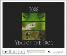 Click image for slide show. Frog presentation courtesy of Joe Milmoe / USFWS.